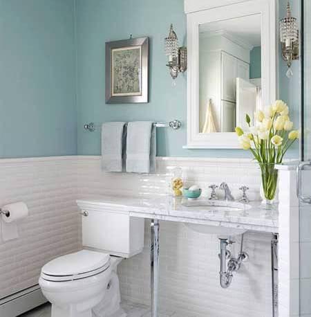 Sửa chữa nhà và bố trí nhà vệ sinh hợp lý