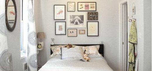 Phối màu sơn phòng ngủ đẹp lung linh