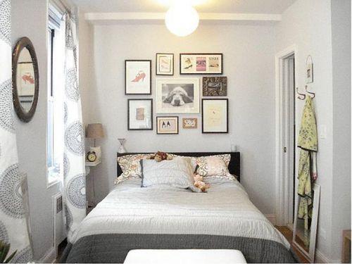 Phòng ngủ cần một không gian thoáng đãng, tốt nhất là nên có cửa sổ lớn để đón ánh sáng và không khí vào phòng