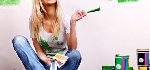 Làm sao để sơn ngoài nhà đẹp và bền theo thời gian