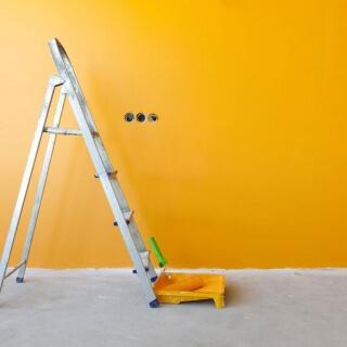Sơn nhà đẹp không khó với 9 nguyên tắc cần biết khi sơn nhà đẹp