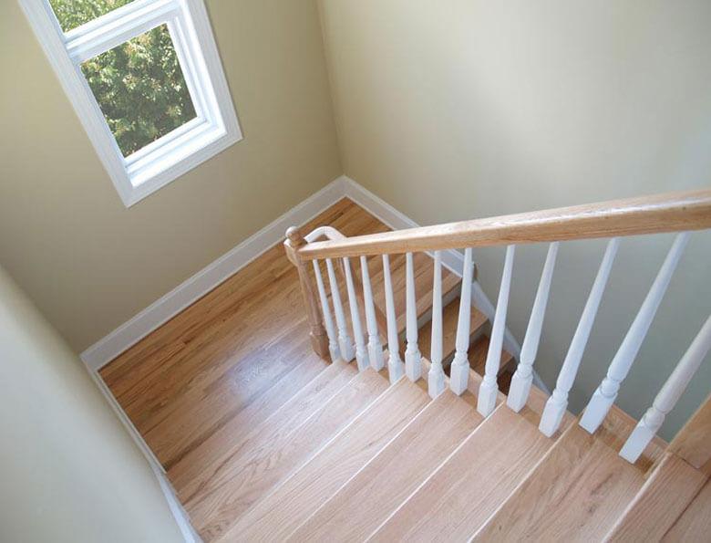 Sửa chữa cầu thang và nguyên tắc tính số bậc cầu thang