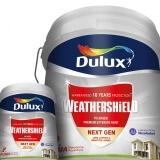 Báo giá sơn tường nhà đẹp bằng sơn dulux