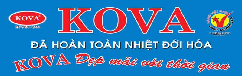 Sơn kova là gì? Sơn kova là thương hiệu sơn lớn do người Việt Nam làm chủ.