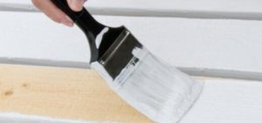 Quy trình và những lưu ý khi sơn lót cho gỗ