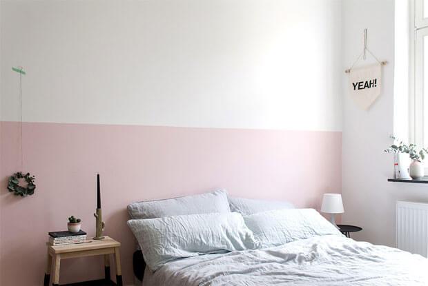 sơn phòng ngủ hướng tới sự thoải mái