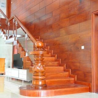 Dịch vụ sơn gỗ sơn cầu thang