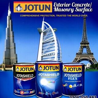 Báo giá sơn nhà trọn gói bằng sơn Jotun