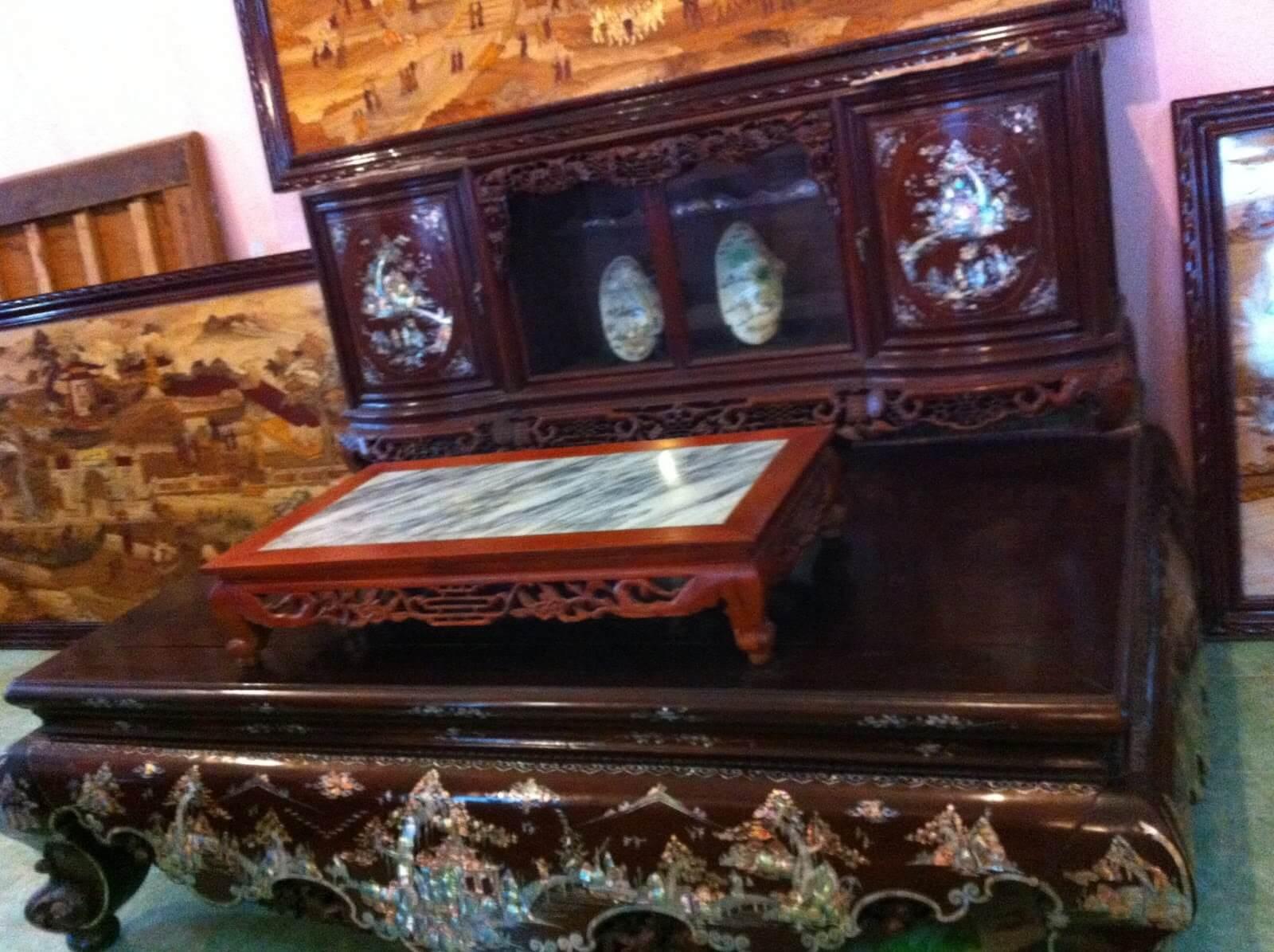 Dịch vụ bảo trì sơn lại tủ gỗ uy tín tại Hà Nội
