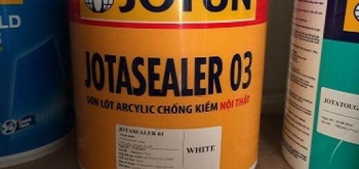 Báo giá sơn Jotasealer 03-Sơn lót chống kiềm