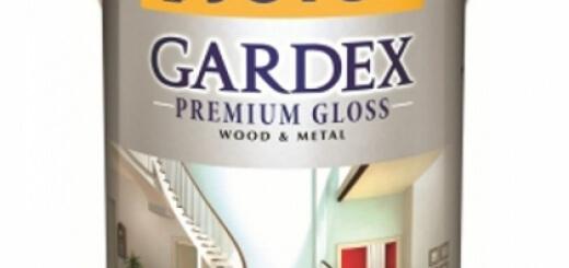 sơn phủ kim loại và gỗ Gardex