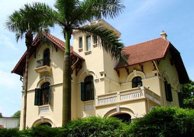 Cải tạo sơn sửa chữa biệt thự đẹp tại khu đất vàng nghỉ dưỡng tại Hà Nội