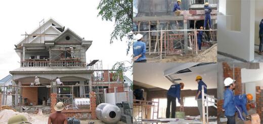Sửa nhà trọn gói uy tín và chất lượng nhất Hà Nội