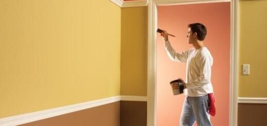 Như thế nào là sơn nhà an toàn cho sức khỏe ?