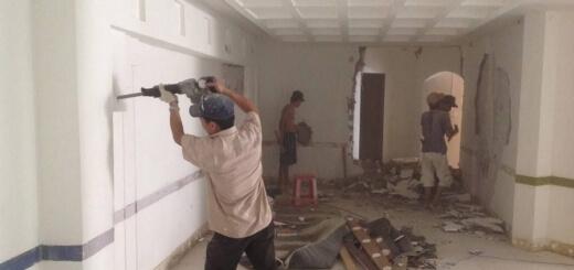 Dịch vụ sửa nhà, chung cư giá rẻ tại Hà Nội