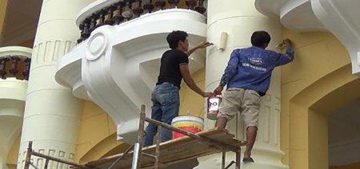 Những lưu ý trước khi sử dụng dịch vụ sơn nhà trọn gói